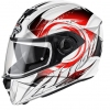 Kask AIROH STORM ANGER RED GLOSS Blenda Pinlock nowo�� 2016 !!