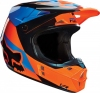 Kask FOX V1 MAKO ORANGE Off-Road Hit 2016