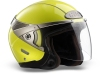 KASK OTWARTY HJC ARTY FLUORESCENT YELLOW