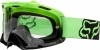 GOGLE FOX AIRSPC Day Glow Green Hit 2013 Anti-fog