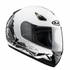 KASK HJC CS14 CS-14 COCO WHITE/BLACK Poliweglan antifog UV Hit 2015 Damski