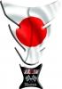 TANK PAD KEITI NA ZBIORNIK KT006 JAPAN