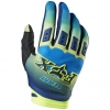 R�kawice FOX DIRTPAW IMPERIAL BLUE/YELLOW OFF-ROAD HIT 2015 !!!