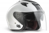 KASK OTWARTY HJC IS-URBY LEIDA WHITE/BLACK  BLENDA Hit