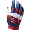 R�kawice FOX DIRTPAW IMPERIAL BLUE/WHITE OFF-ROAD HIT 2015 !!!