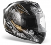 KASK HJC FG-15 Racemos BLACK/GOLD Kevlar Pinlock Antifog