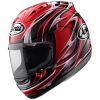 KASK ARAI RX7GP RANDY RED TECH. SNC